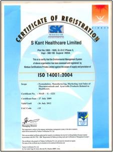 APIs   S Kant HEALTHCARE Ltd